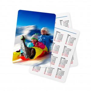 Карманный календарик 70х100мм