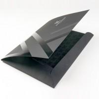 Папки для бумаг на дизайнерском картоне